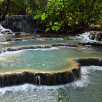 Kwang Si Waterfall near Luang Prabang