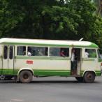 Local Yangon Bus