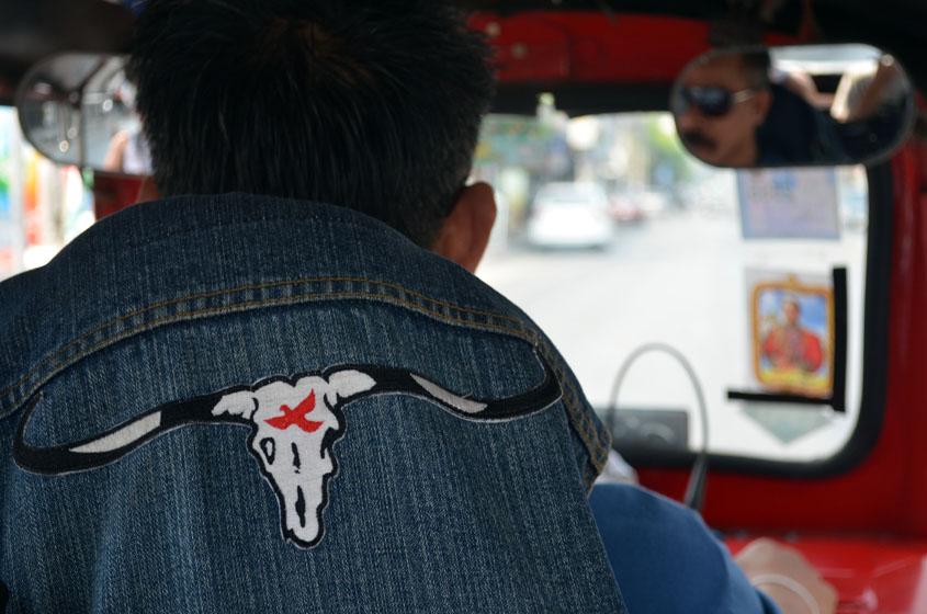 western tuk tuk driver