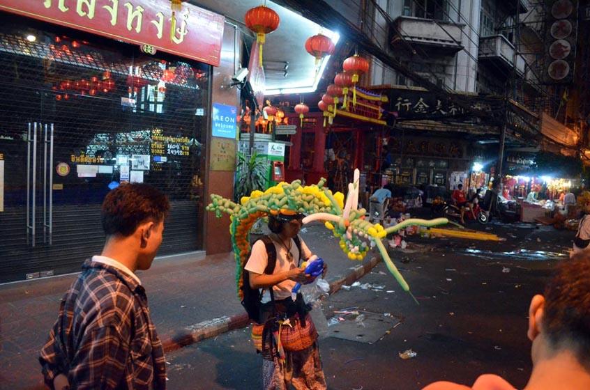 China Town Balloons