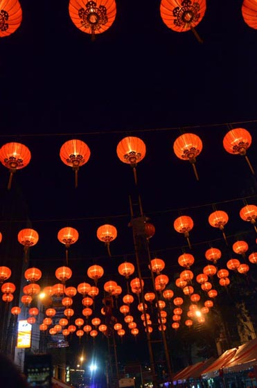 China Town New Year