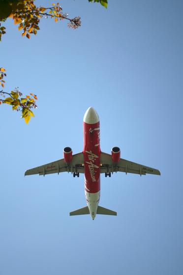 airasia plane singapore
