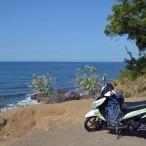 Motorbiking Bali Coast