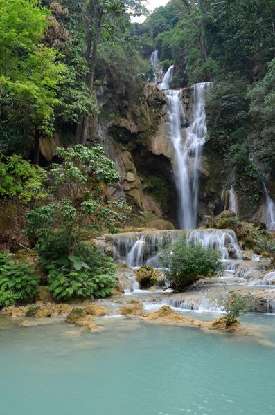 Kwang Si Waterfall Luang Prabang