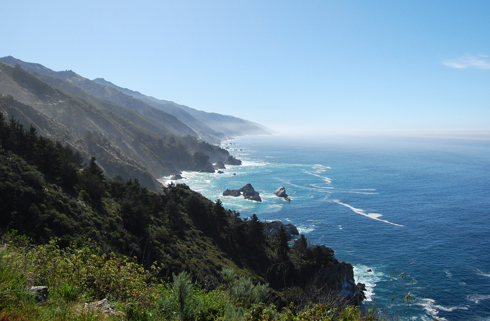 Big Sur Hike