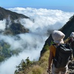 Above the Clouds Rinjani